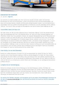LEW-SolarRennen-20140714-Txt